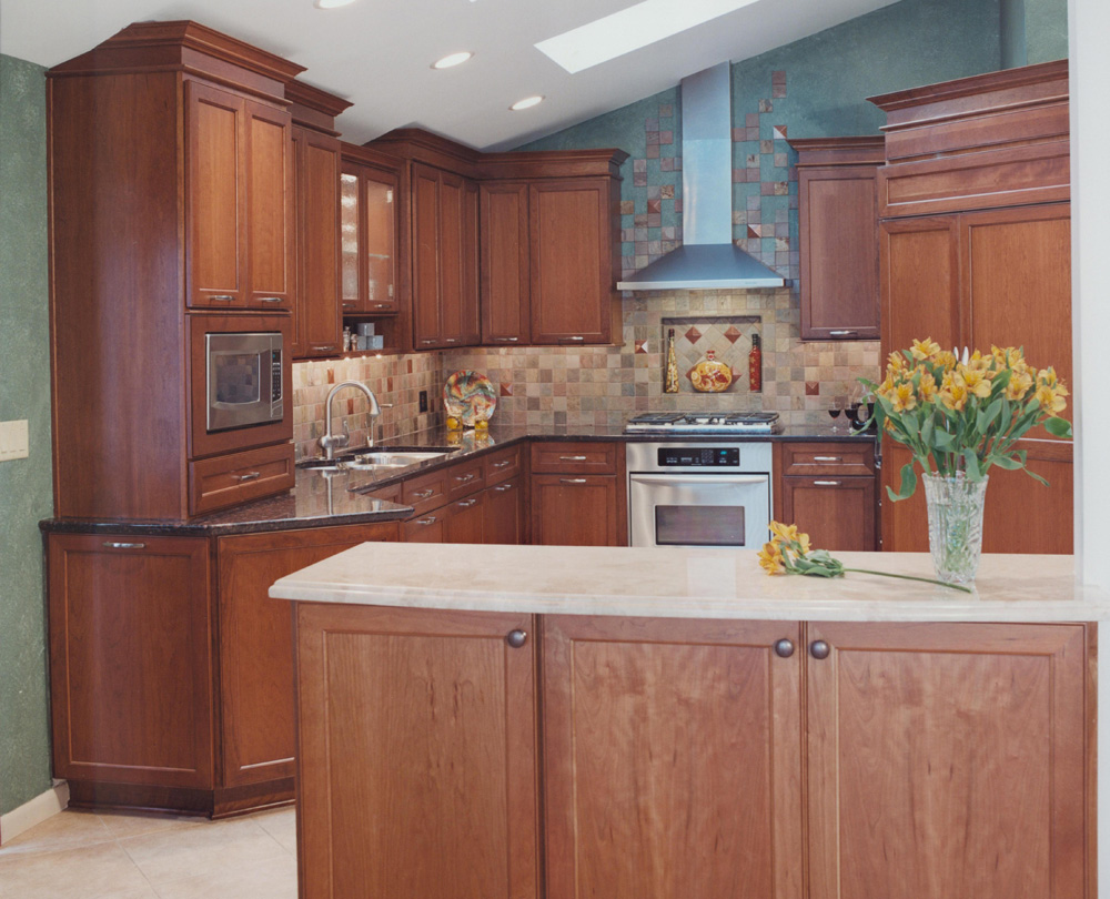 Kosher dream kitchens for Kosher countertops