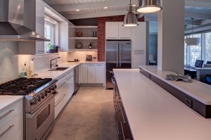 Contemporary Kitchen Design Highland Park, IL