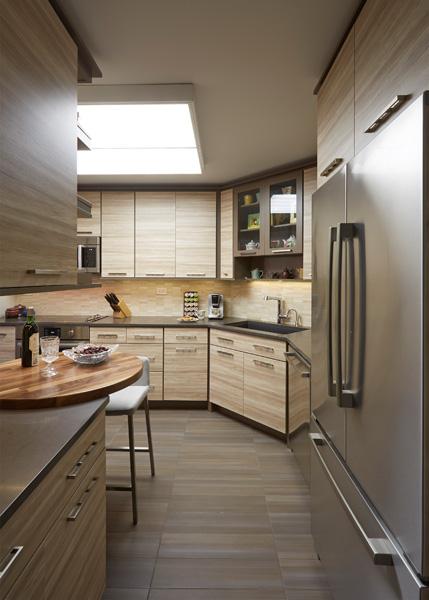 Urban style kitchen in Winnetka IL 5