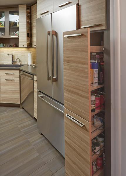 Urban style kitchen in Winnetka IL 8