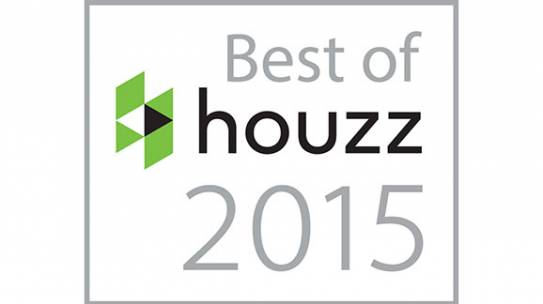 Dream Kitchens, Inc. Receives Best Of Houzz 2015 Award