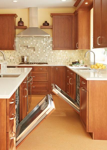 Modern Kosher Kitchen Dishwashers
