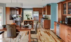 Warm and Cozy Kitchen in Highland Park, IL
