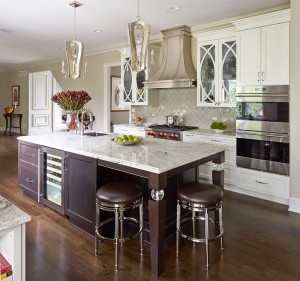 Elegant Custom Kitchen in Highland Park, IL