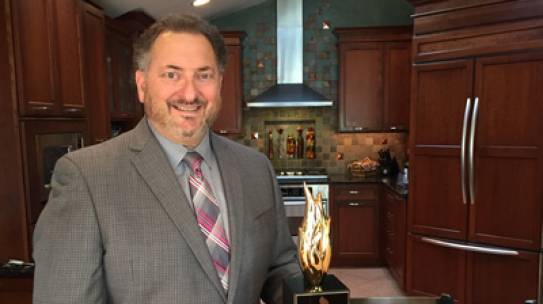 Dream Kitchens, Inc. Receives 2016 Better Business Bureau Torch Award for Marketplace Ethics
