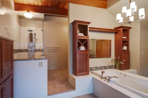 Spa-like Master Bath Retreat