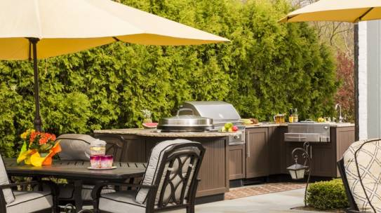 Outdoor Kitchens, Let's Get Ready For Summer!