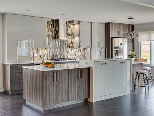 Contemporary Kitchen | Dream Kitchens